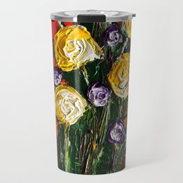Bouquet of Joy Travel Mug