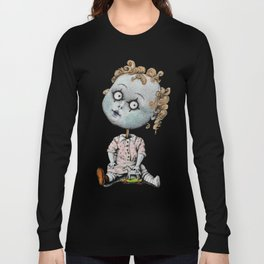 The Zombie Games (girl) Long Sleeve T-shirt