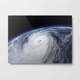 Typhoon Metal Print
