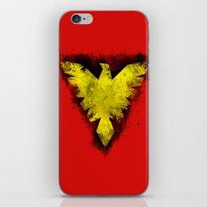 Phoenix - X-Men iPhone & iPod Skin