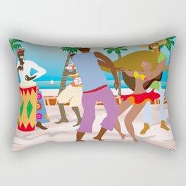 Dance Holiday! Rectangular Pillow