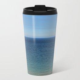 Expand ones horizons Travel Mug
