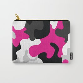 Pink Chaos Carry-All Pouch