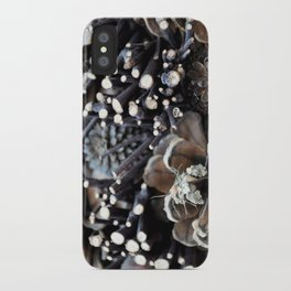 Pinecones iPhone Case