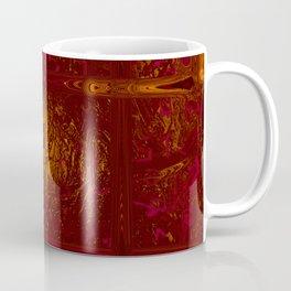 Liquid Ember  Coffee Mug
