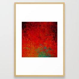 Figuratively Speaking, Abstract Art Framed Art Print