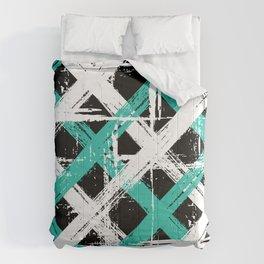 Grunge crosses Comforters