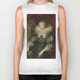 Anne of Austria (1601-1666). Wife of Louis XIII, king of France, workshop of Peter Paul Rubens, 1625 Biker Tank