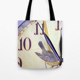 Die Zeit Tote Bag