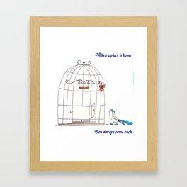 Libertad Framed Art Print