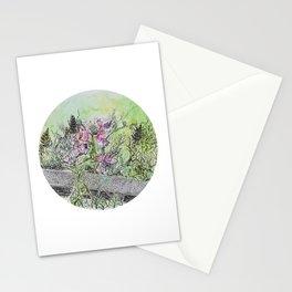 Sidewalk Flowers Stationery Cards
