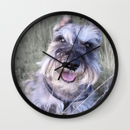 Happy Jesse  Wall Clock