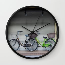 Curry House Coco Wall Clock