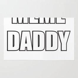 Meme Gift Meme Daddy Funny Dank Meme Internet Online Joke Rug