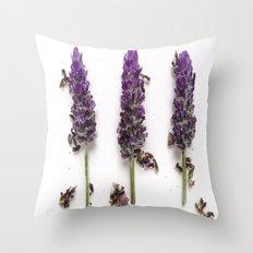 Arrangement 6-2015 Throw Pillow
