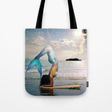 Mermaid Vibes Tote Bag
