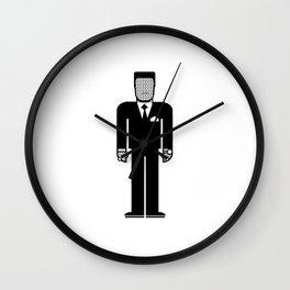 Fats Domino Wall Clock