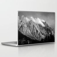 germany Laptop & iPad Skins featuring ZugSpitze Germany by KunstFabrik_StaticMovement Manu Jobst