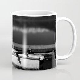 White boat Coffee Mug
