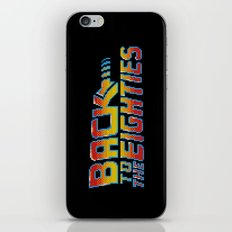 Back To The Eighties iPhone & iPod Skin