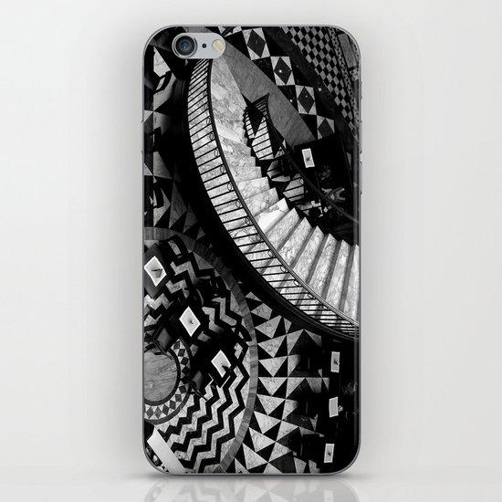 Vortex (Berlin) iPhone & iPod Skin