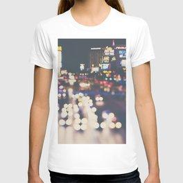 Las Vegas ... the neon town!  T-shirt