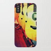 nashville iPhone & iPod Cases featuring Nashville by bobbierachelle