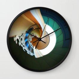 centripetal course 1322 Wall Clock