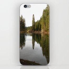 Williamson River iPhone Skin