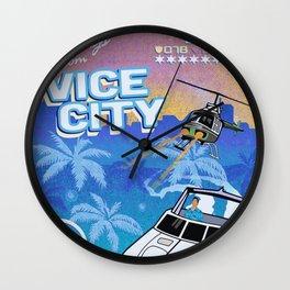 GTA VICE CITY Wall Clock