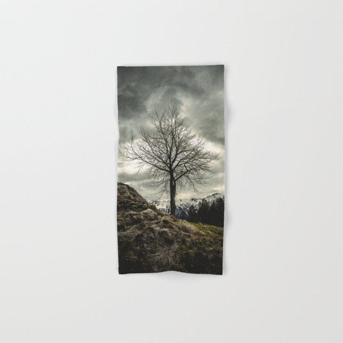 Against the Wind Hand & Bath Towel