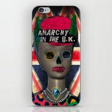 Anarchy in the U.K. iPhone Skin