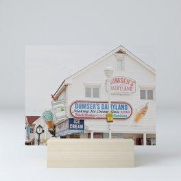 Dumser's Dairyland Mini Art Print