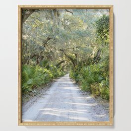Cumberland Island State park Serving Tray