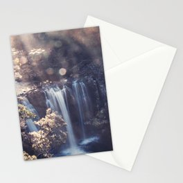 Tasmania Falls Stationery Cards