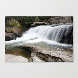 WNC Waterfall Canvas Print
