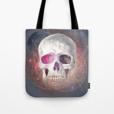 Astral Skull Tote Bag