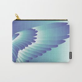 Bird Wing_A05 Carry-All Pouch