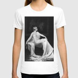 Muriel Finlay, Ziegfeld Follies Jazz Age black and white photograph T-shirt
