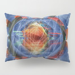 Periphery Nerve Center Pillow Sham