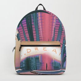 Dreams are Clouds in a Ship Backpack