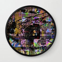 Lost Friends Wall Clock