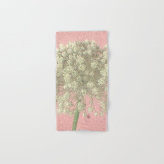 Rose Tinted Hand & Bath Towel