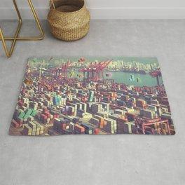 Pier Tetris Rug