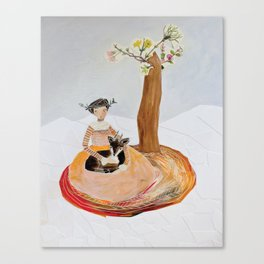 The Yearling Canvas Print