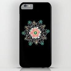salt mandala iPhone 6 Plus Slim Case