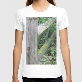 Mossy Fence T-shirt