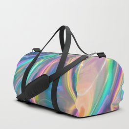 Shiny Duffle Bag