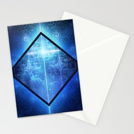 A Star Will Guide You Through the Dark of Winter Stationery Cards