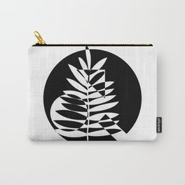 Geometric leaf - 2 Carry-All Pouch